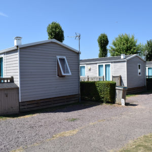 Mobile-home for 6 people : 3 bedrooms
