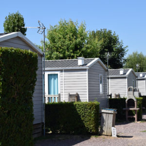 Mobile-home 2 bedrooms 4-6 people