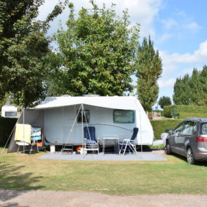 Seasonal plots for caravans