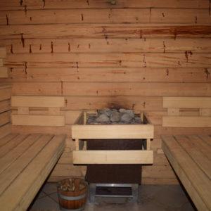 Sauna - Jacuzzi